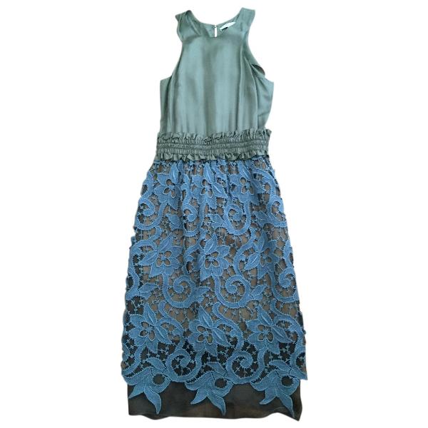 Carven Silk Dress