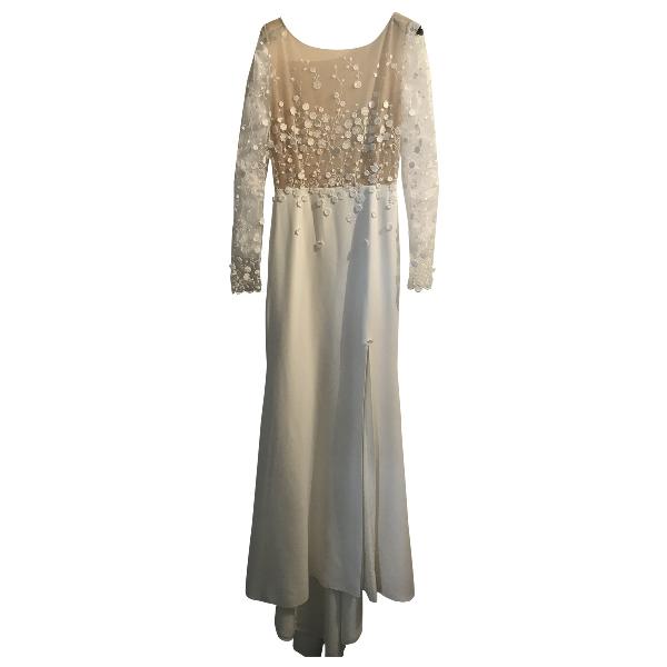 Rime Arodaky White Dress
