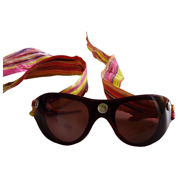 Roberto Cavalli Multicolour Sunglasses