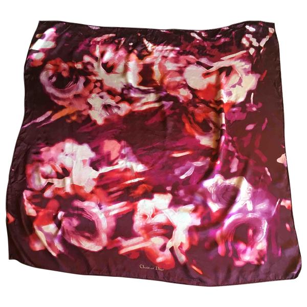 Dior Silk Silk Handkerchief