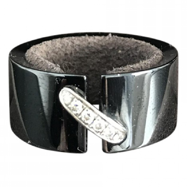 Chaumet Liens Black Ceramic Ring