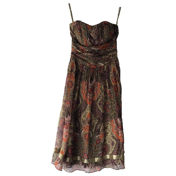 Ted Baker Multicolour Silk Dress