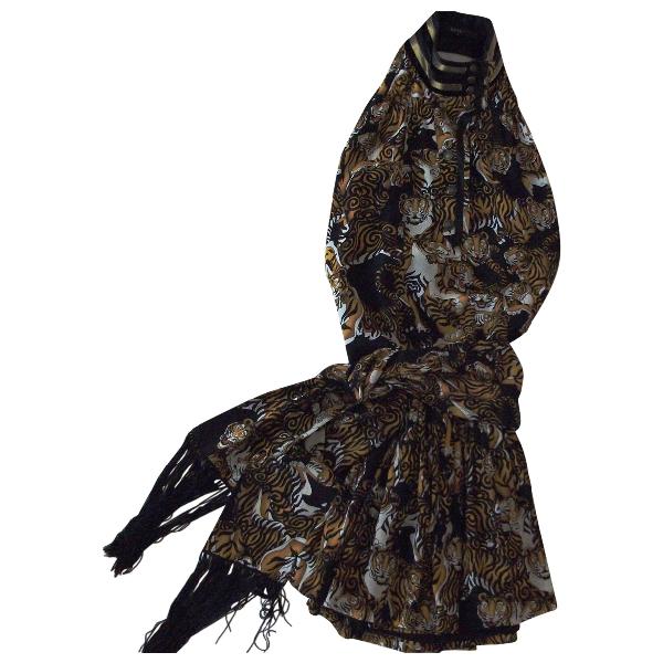 Gucci Multicolour Silk Dress