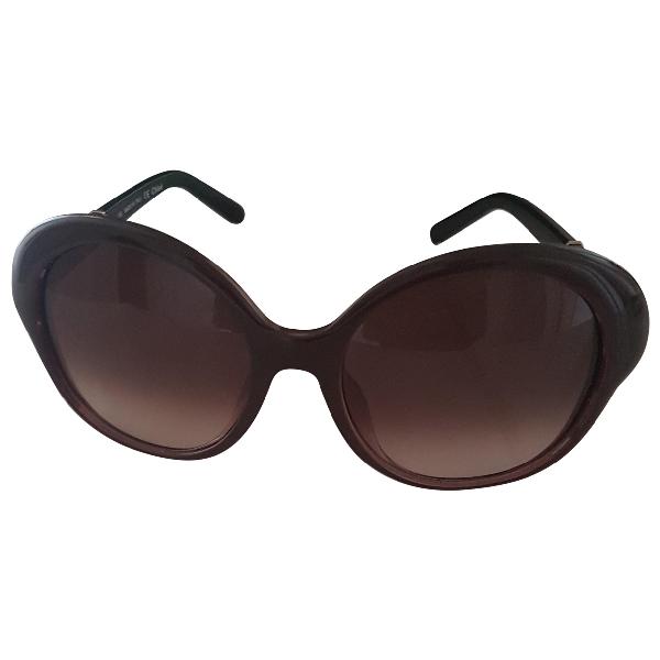 ChloÉ Brown Sunglasses