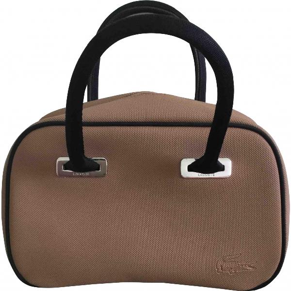 Lacoste Brown Handbag