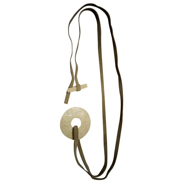 Jean Paul Gaultier Leather Belt