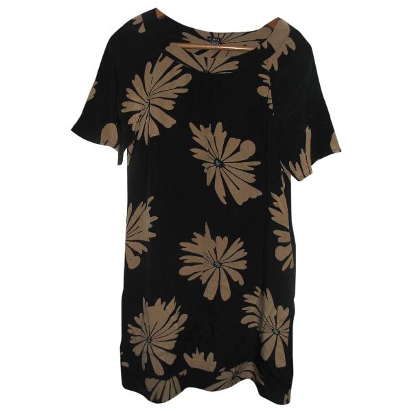 Joseph Black Silk Dress