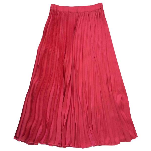 Parosh Pink Skirt