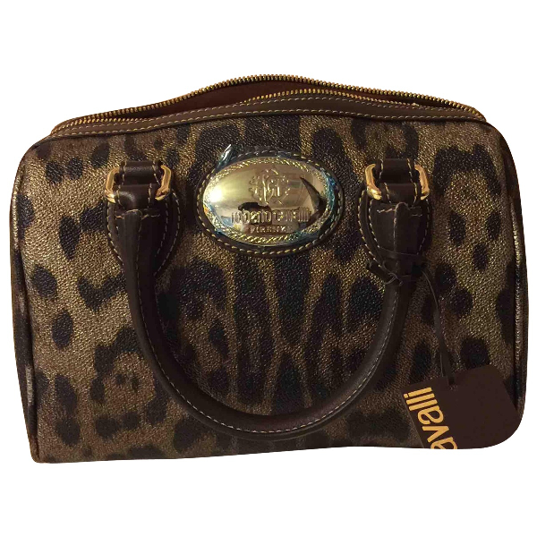 Roberto Cavalli Cloth Handbag