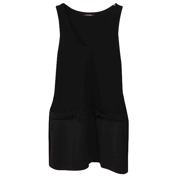 Neil Barrett Black Dress