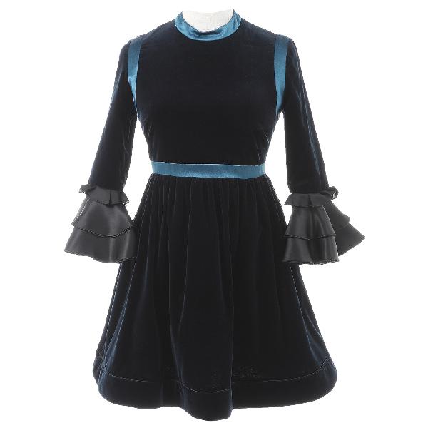 Roksanda Black Cotton Dress