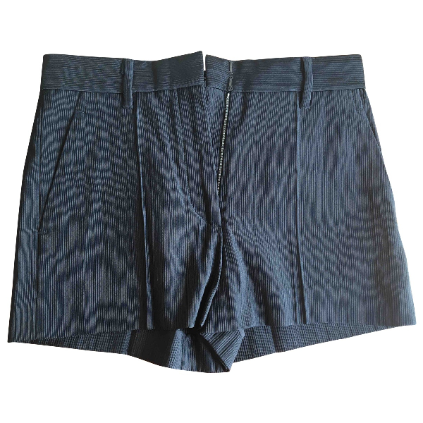 Marc Jacobs Black Shorts