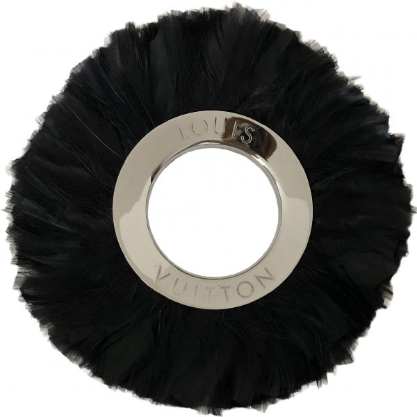 Louis Vuitton Black Metal Bracelet