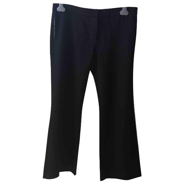 ChloÉ Black Wool Trousers