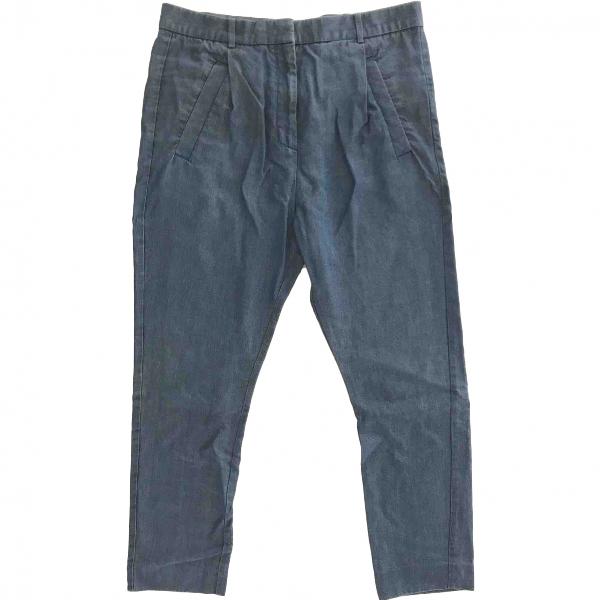 Acne Studios Blue Trousers