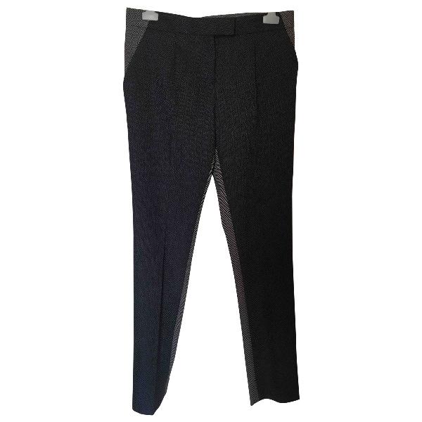 Dior Grey Wool Trousers