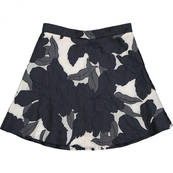 ChloÉ Navy Skirt