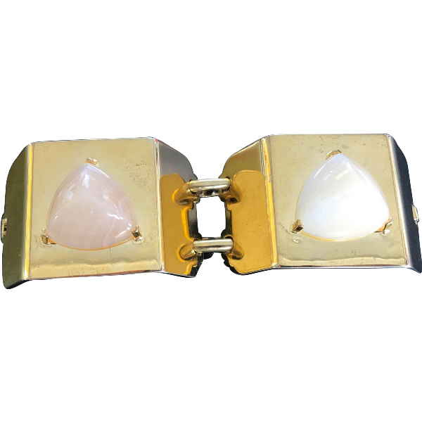 Eddie Borgo Gold Silver Plated Bracelet