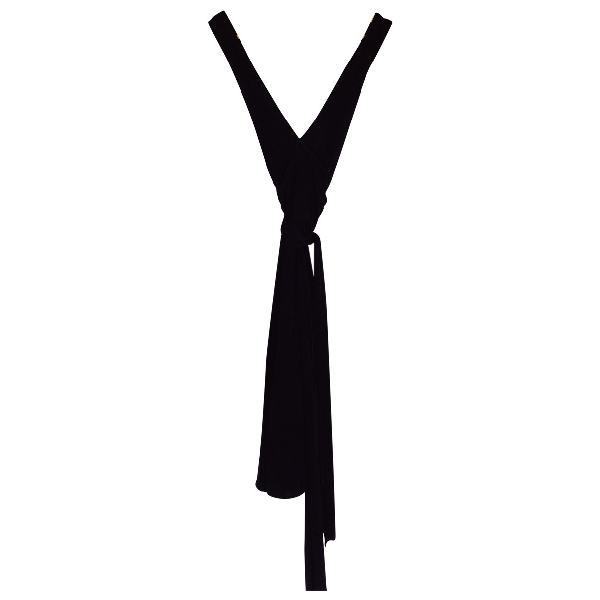 Diane Von Furstenberg Black Dress