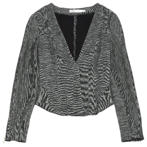 See By ChloÉ Grey Wool Jacket