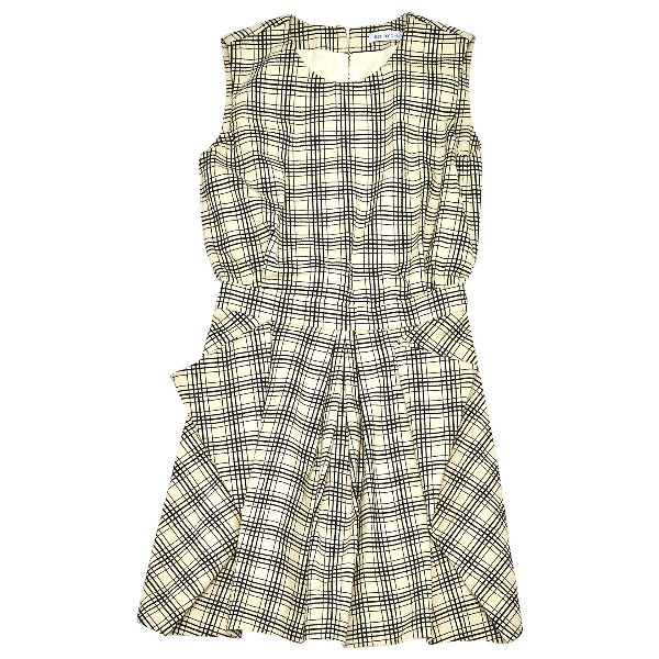 See By ChloÉ Beige Cotton Dress