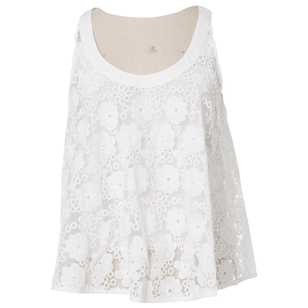 See By ChloÉ White  Top