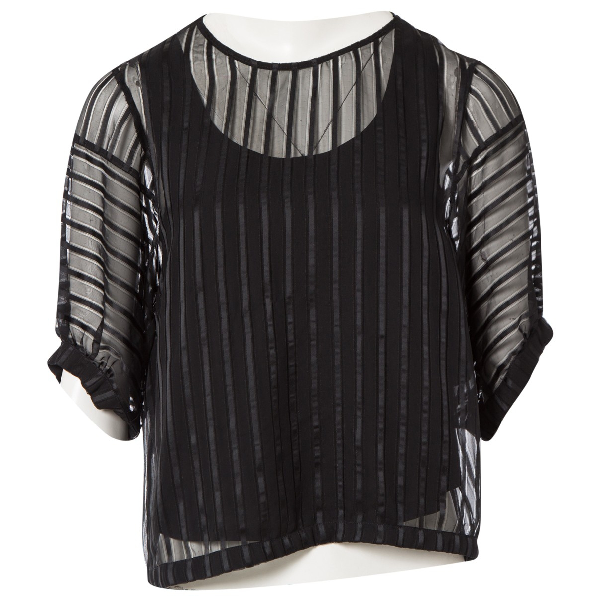 See By ChloÉ Black  Top