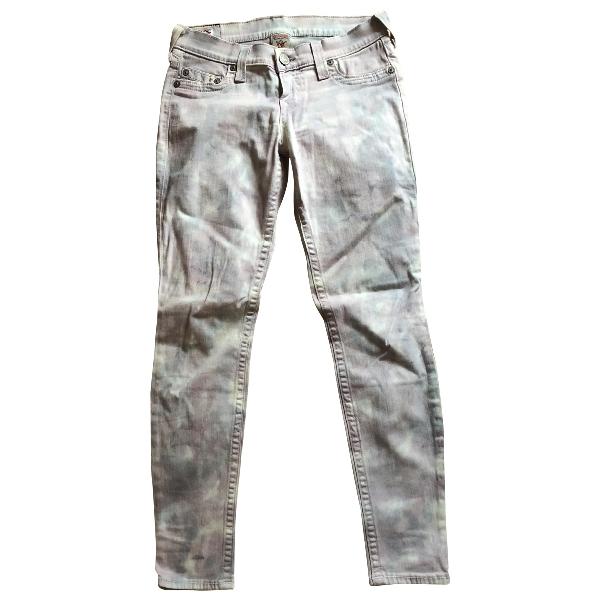 True Religion Cotton - Elasthane Jeans
