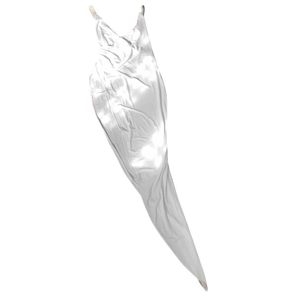 La Perla White Dress