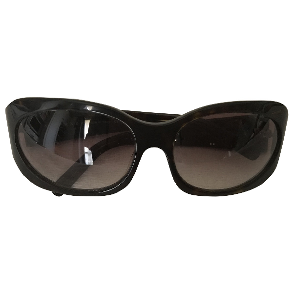 Prada Brown Sunglasses