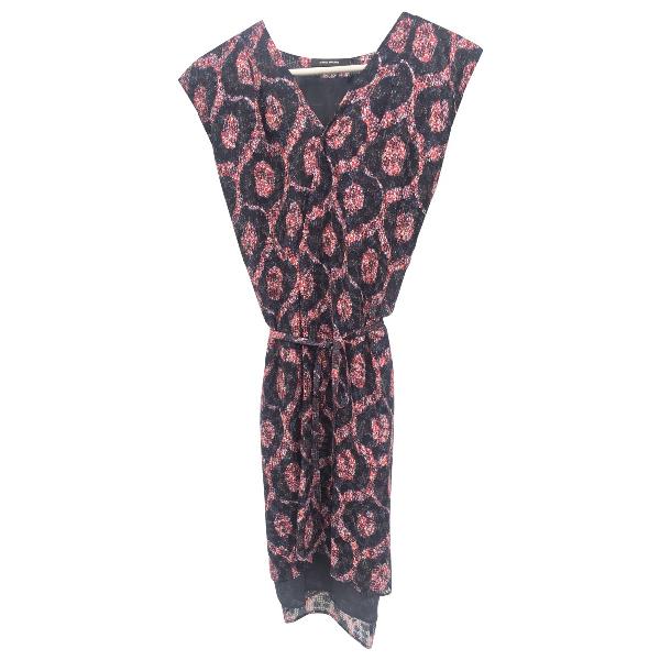 Isabel Marant Multicolour Silk Dress