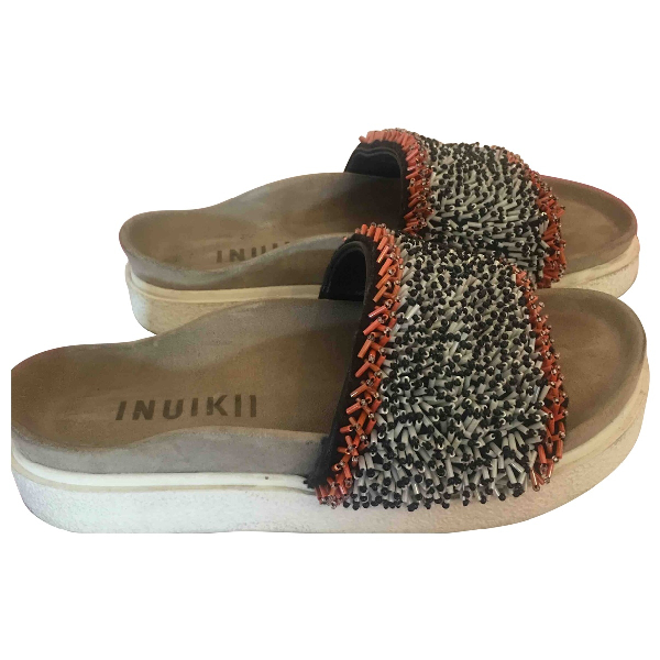Inuikii Multicolour Sandals