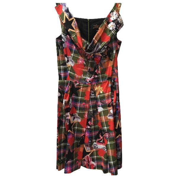 Vivienne Westwood Multicolour Cotton - Elasthane Dress