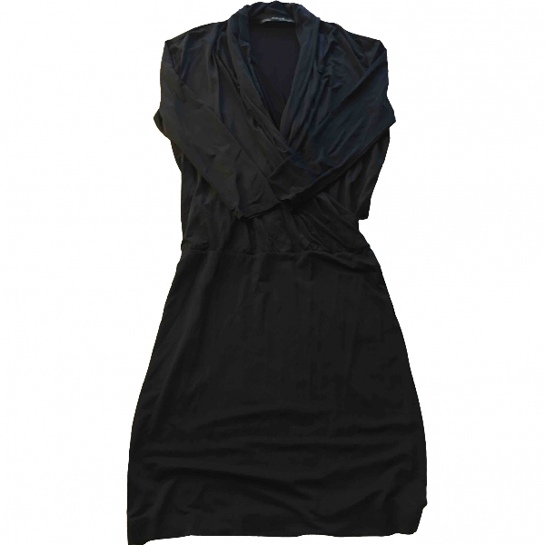 Allsaints Black Dress