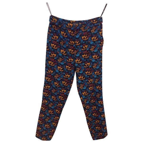 Topshop Tophop  Multicolour Trousers