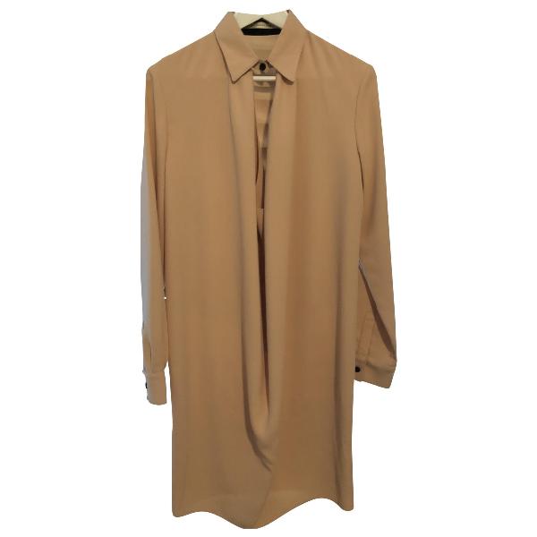 Balenciaga Camel Dress