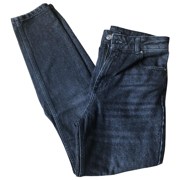 Claudie Pierlot Grey Cotton - Elasthane Jeans