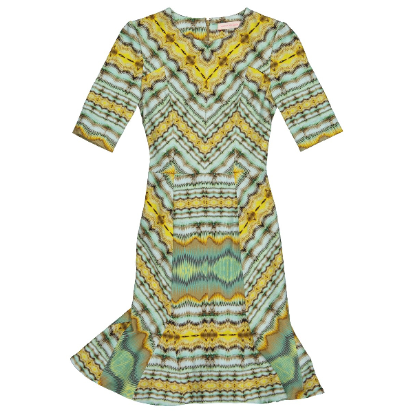 Matthew Williamson Multicolour Cotton Dress
