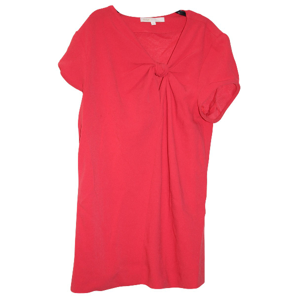 Maje Red  Top