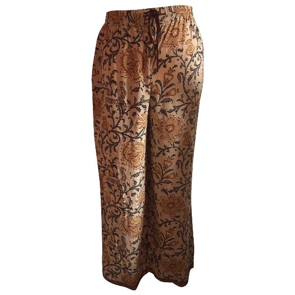 Krizia Multicolour Trousers