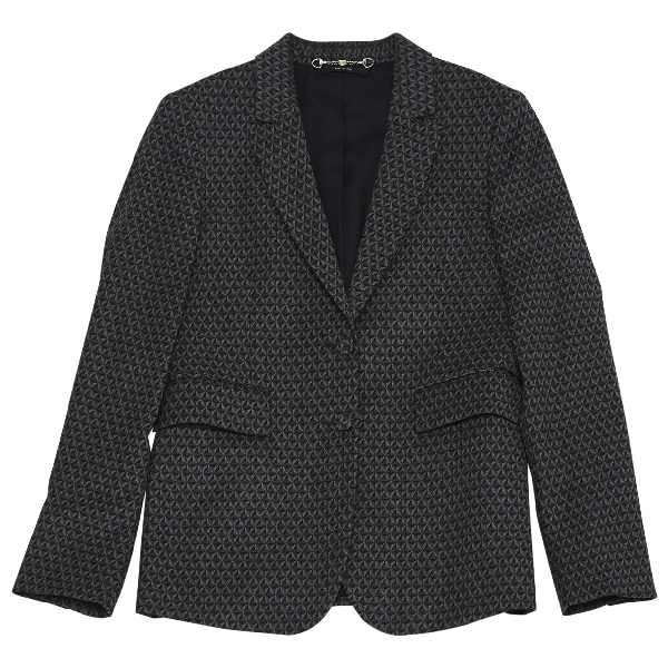 Gucci Grey Wool Jacket