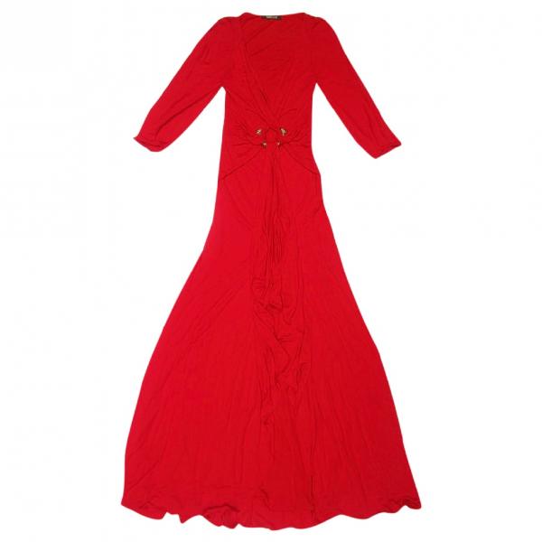 Roberto Cavalli Red Dress