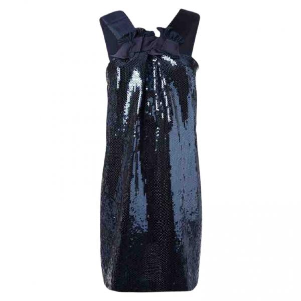 Emporio Armani Navy Dress