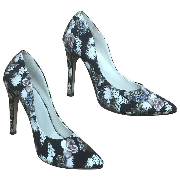 Emma Cook Cloth Heels