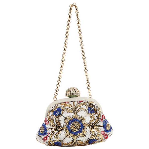 Dolce & Gabbana Multicolour Clutch Bag
