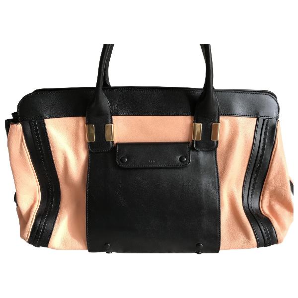 ChloÉ Alice Pink Leather Handbag