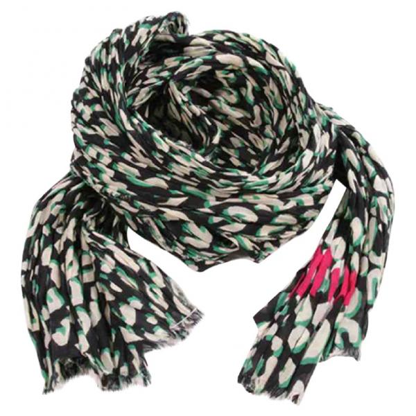 Louis Vuitton Multicolour Cotton Scarf