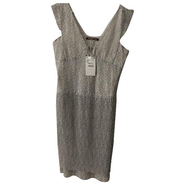Comptoir Des Cotonniers Beige Dress