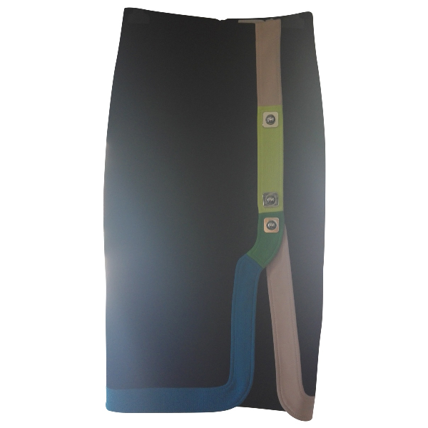Peter Pilotto Black Skirt