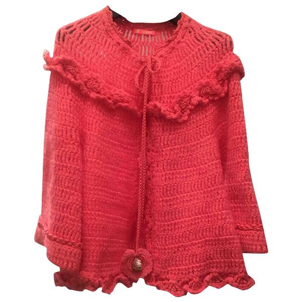 Manoush Pink Knitwear
